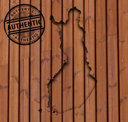 چوب نما | ترموود | Finnwoodچوب نمای ساختمان
