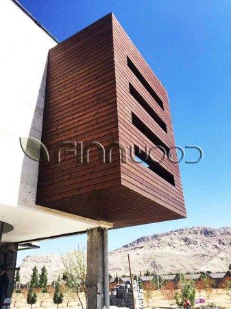ترمووود یک روش مقاوم سازی چوب