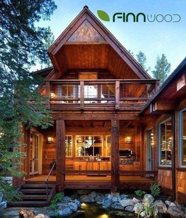 از چوب نمای ساختمان و نمای چوبی ساختمان بیشتر بدانیم